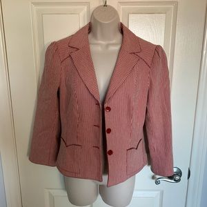 Perfect condition Nanette Lepore cropped  jacket